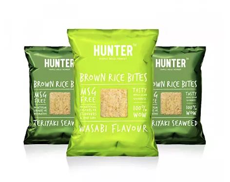 Hunter Brown Rice Bites