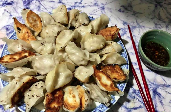 Tita's Homemade Dumpling from the Highland