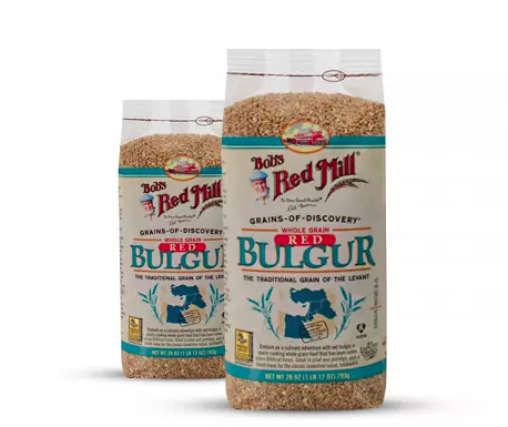 Bobs Red Mill Whole Grain Red Bulgur